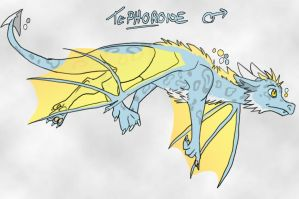 Tephorone Quick Ref Version 4 by DragonBlueflame