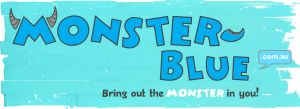 MONSTERBlue by MONSTERCreations