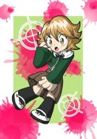 A Dangan a Day: The Little Genius by JammyScribbler