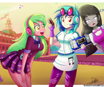 .:New Old Tape Recorder:. (Commission) by The-Butcher-X