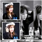 [Photopack #141]: Taeyeon (SNSD) @ Fansign by PalbySolitary