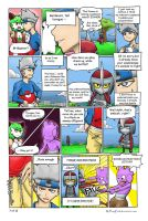 Pokemon trainer 7 ~ page 7 of 12 by MisterPloxy