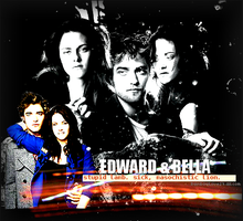 Edward and Bella signature by RainbowLove29