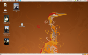 Ubuntu Desktop by Beren89