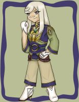 Baten Kaitos Origins - Valara by blackangelyume