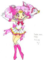 Sailor chibi moon by TopHat-And-Tentacles