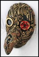 Apocalypse Plague Doctor Mask - Full Face by Namingway