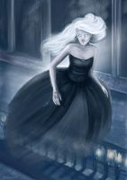 The Ghost by Ines92