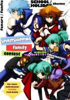 YGO : Spiritshipping Family Contest by widzilla
