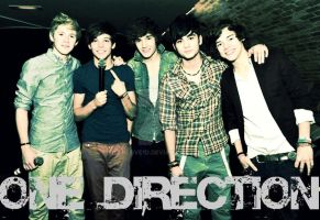 it's ONE DIRECTION by inlove1D