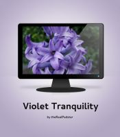 Violet Tranquility by theRealPadster