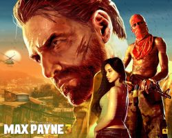 Max Payne 3 by gamergaijin