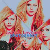 Avril Lavigne Photoshoot by NachaEditions