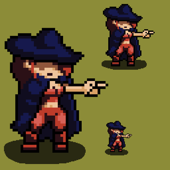 Cowgirl By Max Indie Games by MaxIndieGames