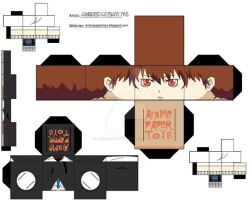 TSUNA - KATEKYO HITMAN REBORN by animepapertoys