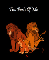 Two Parts of Me Cover by MariiiCarbone