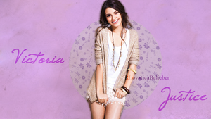 Victoria Justice Wallpaper 2 by RLovaticaBelieber