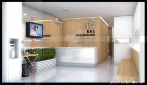 receptionist clinic by rngg-dipa