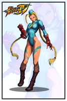 Sexy Cammy by Anderson-07