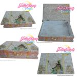 Jewelry box - Sailor Moon Crystal - Serenity by Kymoon