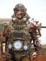 steampunk borg by overlord-costume-art