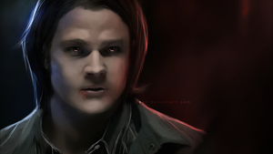 Sam Winchester - Supernatural by iGeerr