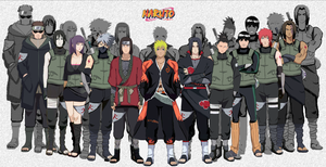 6th Hokage's Anbu Black Ops by IGodsrealmI