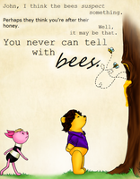 You Never Can Tell With Bees by SherokuTakari