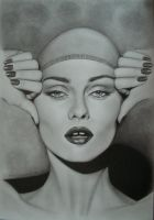 Vogue drawing2 by Marion84