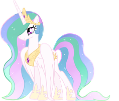 Princess Celestia Vector by Go0re