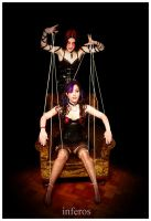 Mistress of Puppets by clairemodel