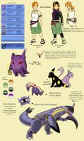 PKMN Trainer Reference - Eve by GeoCaecias