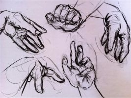 Hands by 0AngelicWings0