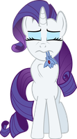 Rarity Swallows Me... by Sergeant-Sunflower