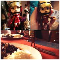 Iron Man Nendroid by EvilOverlord0