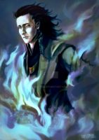 M : Loki : Shadow of Memories by noei1984