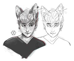 tao catboy by ohsh