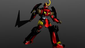 Gurren-Lagann 09 by g2mdluffy