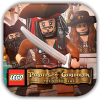 Lego Pirates Carib. Game Icon by Wolfangraul