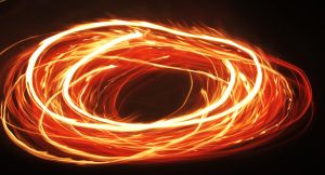 Flames in Motion 6 by PhotonicBohemian