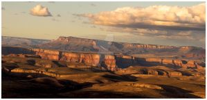 Wide view of the Canyons by lwatson74