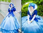 Princess Juvia by Yashuntafun