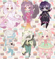 CUSTOM ADOPTS VII by Lolisoup