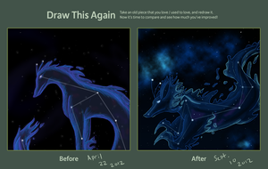 Draw this Again - The Astra by Kai-ni