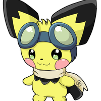 Happy Birthday pichu90! by Hime--Nyan