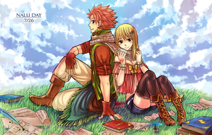 726 NaLu day by LeonS-7