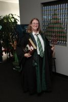 Slytherin Robes Costume by Athey