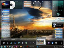 Dec 2008 Desktop by drsouvikkumar