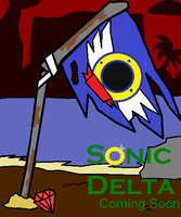 Sonic Delta teaser 1 by realshow