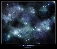 Star Nursery by Ulario